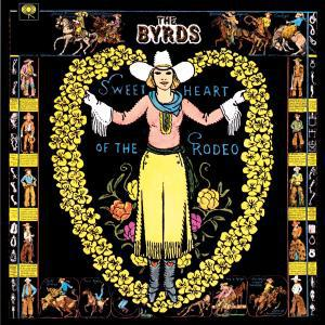 Cover BYRDS, sweetheart of the rodeo