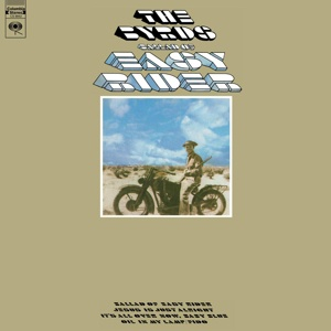 BYRDS, ballad of easy rider cover