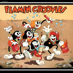 Cover FLAMIN´ GROOVIES, supersnazz
