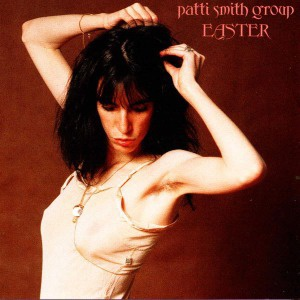 PATTI SMITH, easter cover