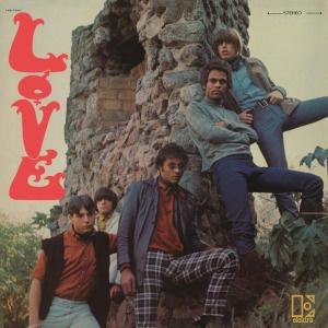 LOVE, s/t cover