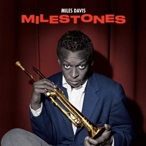 MILES DAVIS, milestones cover