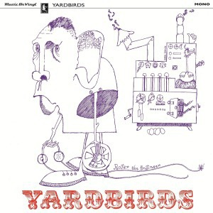 YARDBIRDS, roger the engineer cover