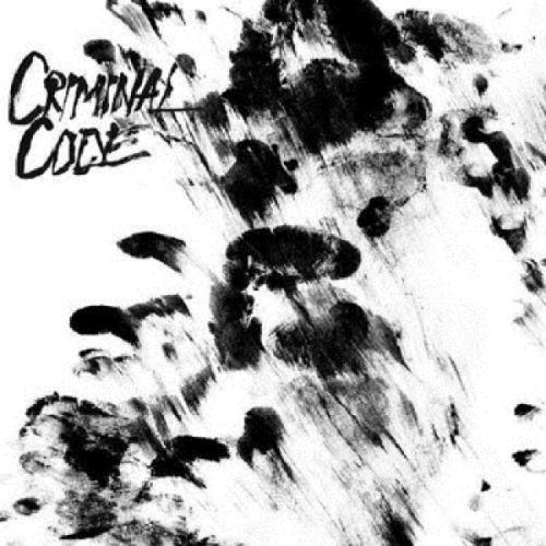 Cover CRIMINAL CODE, salvage ep