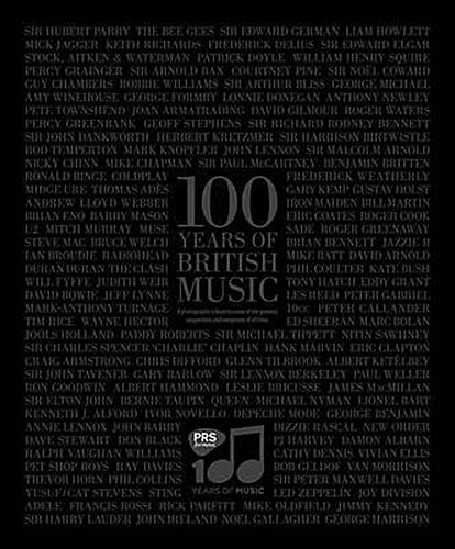 Cover LUCY SEWILL, 100 years of british music