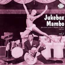 V/A, jukebox mambo vol. 2 cover