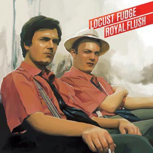 Cover LOCUST FUDGE, flush/royal flush