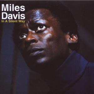 Cover MILES DAVIS, in a silent way
