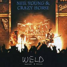 Cover NEIL YOUNG, weld