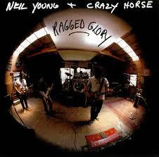 NEIL YOUNG, ragged glory cover
