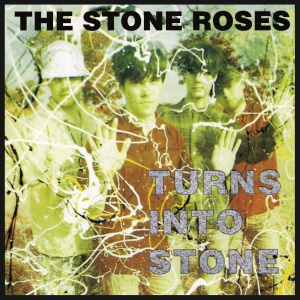 Cover STONE ROSES, turns into stone
