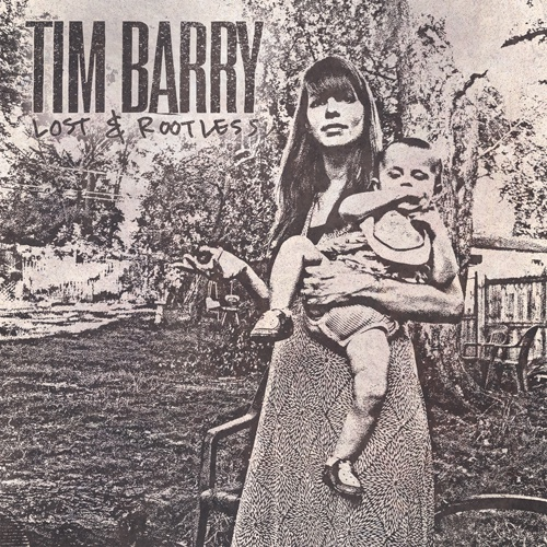 Cover TIM BARRY, lost and rudeless