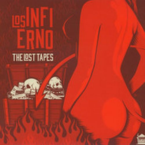 LOS INFIERNO, the lost tapes cover