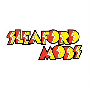 Cover SLEAFORD MODS, tiswas ep (orange)