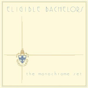Cover MONOCHROME SET, eligible bachelors
