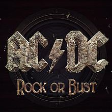 Cover AC/DC, rock or bust