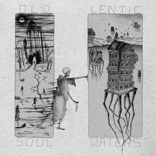 Cover OLD SOUL/ LENTIC WATERS, split