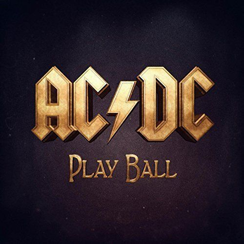 Cover AC/DC, play ball