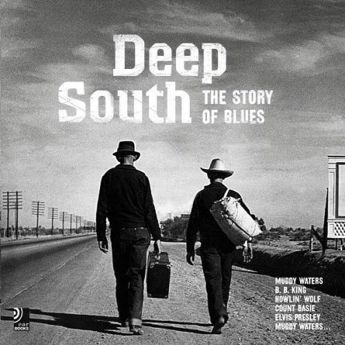 Cover V/A, deep south: the story of blues
