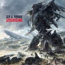 Cover SLY & ROBBIE, dubrising