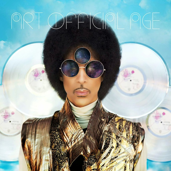 Cover PRINCE, art official age