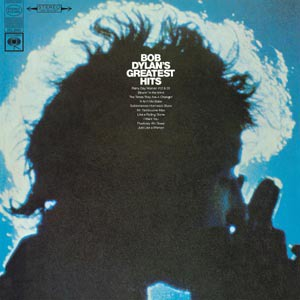 Cover BOB DYLAN, greatest hits