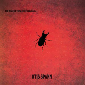 OTIS SPANN & FLEETWOOD MAC, biggest thing since colossus cover