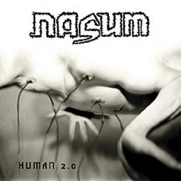 NASUM, human 2.0 cover