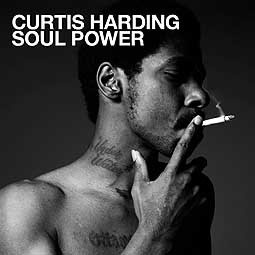 CURTIS HARDING, soul power cover