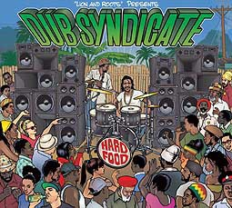 Cover DUB SYNDICATE, hard food