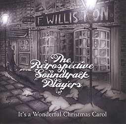 Cover RETROSPECTIVE SOUNDTRACK PLAYERS, it´s a wonderful christmas carol