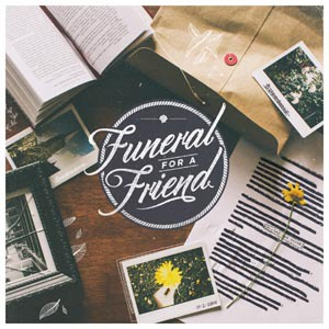 Cover FUNERAL FOR A FRIEND, chapter and verse