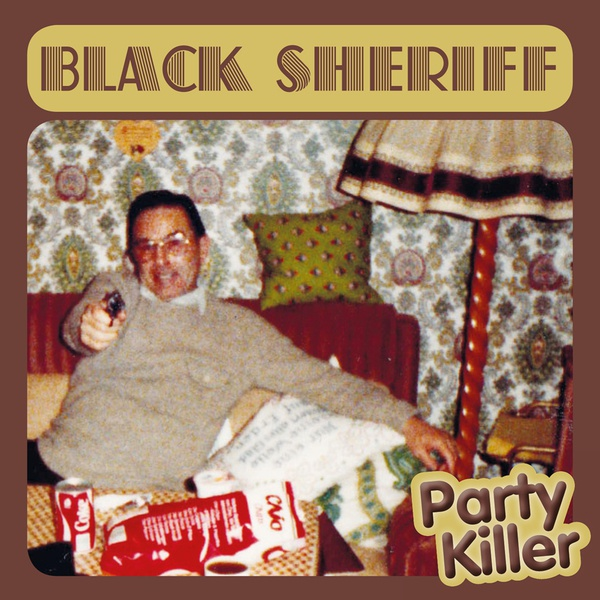 Cover BLACK SHERIFF, partykiller