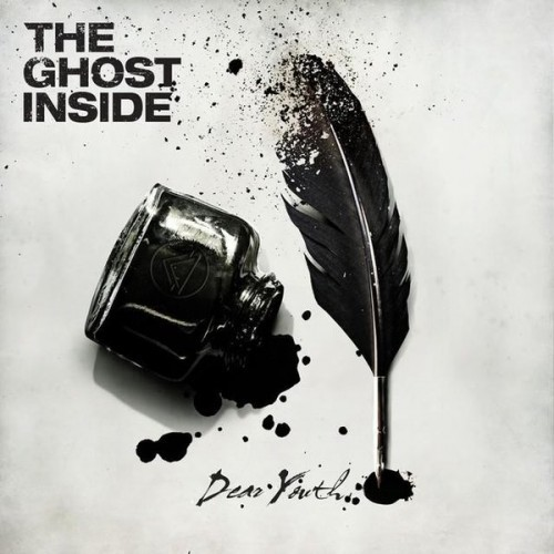 GHOST INSIDE, dear youth cover