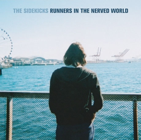 Cover SIDEKICKS, runners in the nerved world