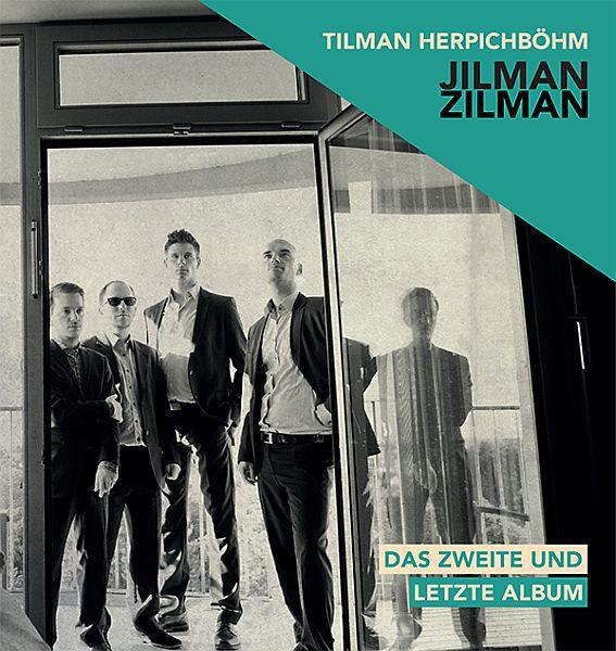 JILMAN ZILMAN, das zweite und letzte cover
