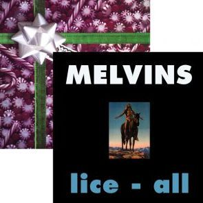 Cover MELVINS, eggnog / lice all