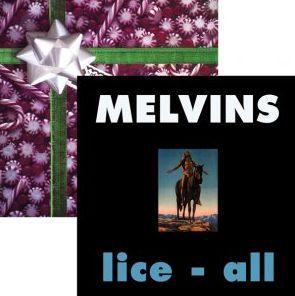 MELVINS, eggnog / lice all cover