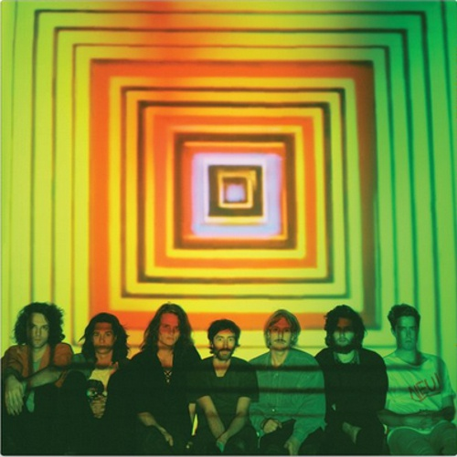 Cover KING GIZZARD & THE LIZARD WIZARD, float along -  fill your lungs