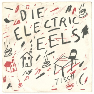 Cover ELECTRIC EELS, die electric eels