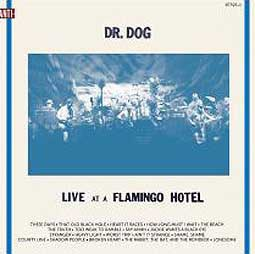 DR. DOG, live at flamingo hotel cover
