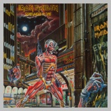 IRON MAIDEN, somewhere in time cover