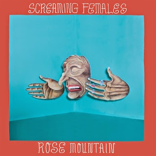 Cover SCREAMING FEMALES, rose mountain