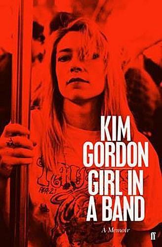 KIM GORDON, girl in a band (englische fassung) cover