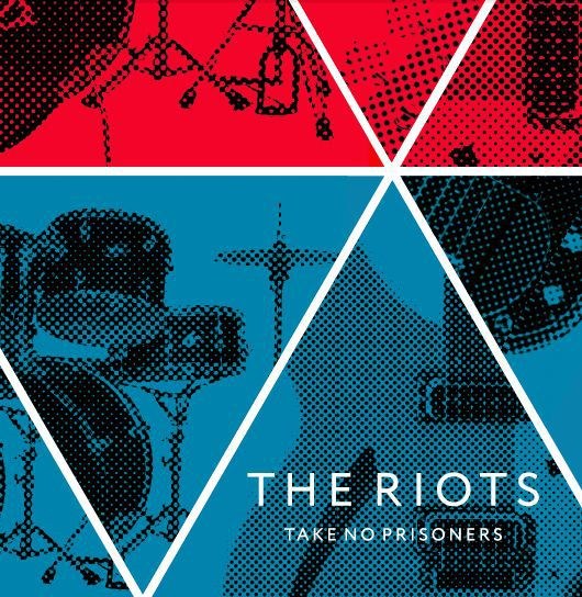 Cover RIOTS (RUS), take no prisoners