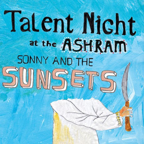 Cover SONNY & THE SUNSETS, talent night at the ashram