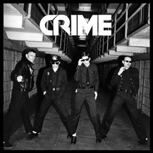 "Cover CRIME, 7"" boxset"