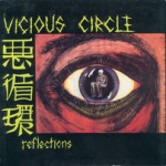 Cover VICIOUS CIRCLE, reflections