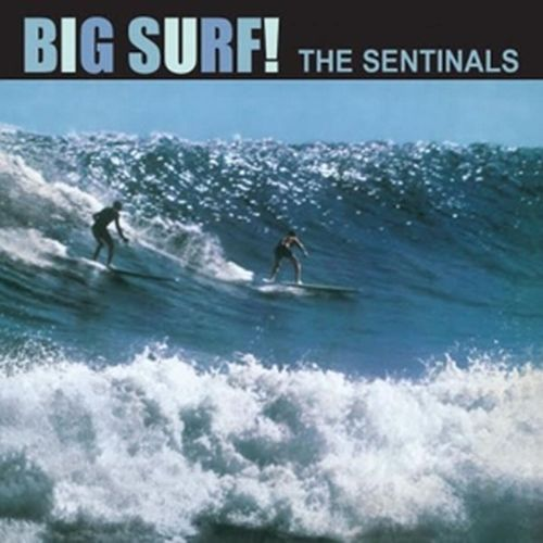 Cover SENTINALS, big surf!