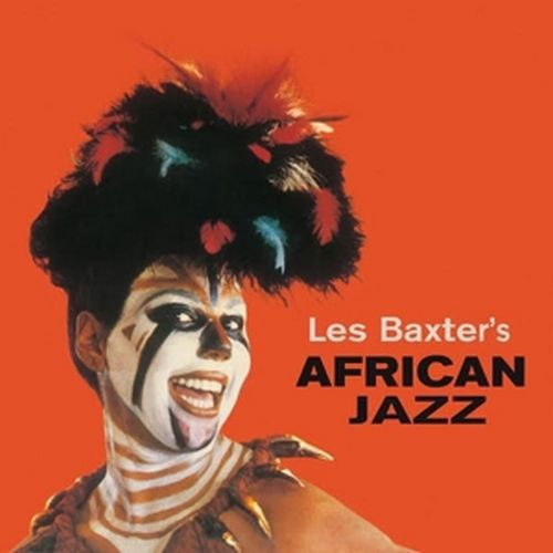 Cover LES BAXTER, african jazz